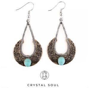 🎉Gypsy Vintage Style Tribal Earrings